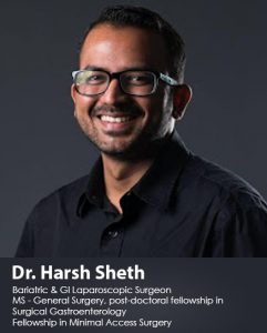Dr Harsh Sheth